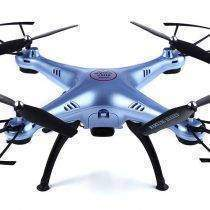 Syma X5HC + HD camera en altitude mode